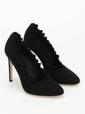 Giuseppe Zanotti: court shoes online - Bimba ruched pumps