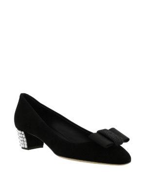 Giuseppe Zanotti: court shoes online - Jewel heel court shoes