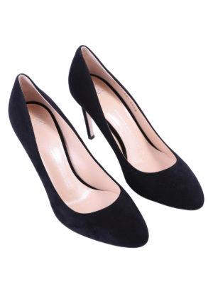 Giuseppe Zanotti: court shoes online - Super feminine suede pumps