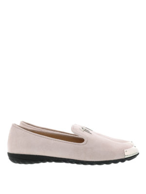 Giuseppe Zanotti: Loafers & Slippers - Dalila rubber sole slippers