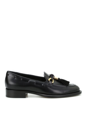 Giuseppe Zanotti: Loafers & Slippers - Erika loafers with tassels