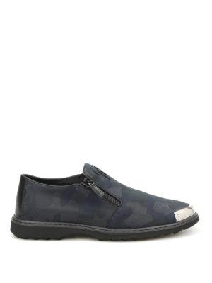Giuseppe Zanotti: Loafers & Slippers - Kevin camu loafers