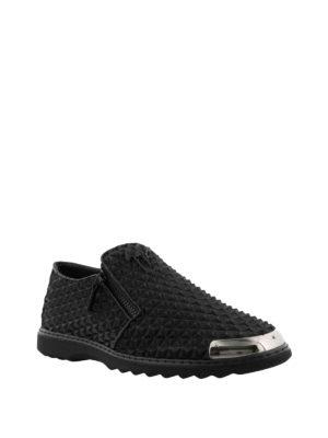 Giuseppe Zanotti: Loafers & Slippers online - Cooper rubber slipper