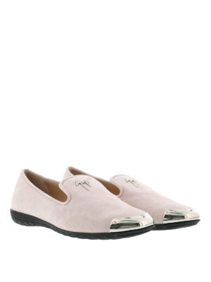Giuseppe Zanotti: Loafers & Slippers online - Dalila rubber sole slippers