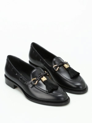 Giuseppe Zanotti: Loafers & Slippers online - Erika loafers with tassels