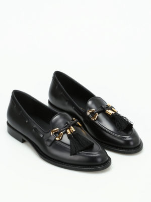 Giuseppe Zanotti: Loafers & Slippers online - Wainer loafers with tassels