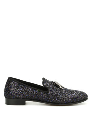 Giuseppe Zanotti: Loafers & Slippers - Spacey slippers