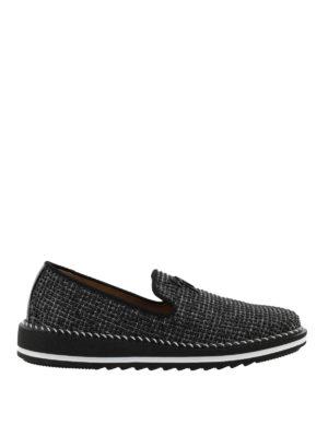 GIUSEPPE ZANOTTI: Mocassini e slippers - Mocassini Tim