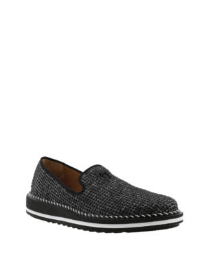 GIUSEPPE ZANOTTI: Mocassini e slippers online - Mocassini Tim