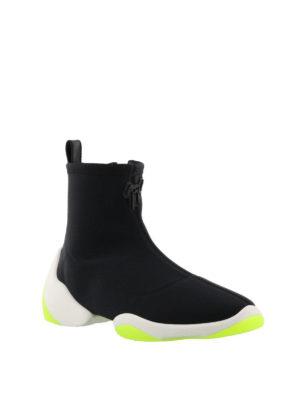 GIUSEPPE ZANOTTI: sneakers online - Sneaker nere Light Jump HT1