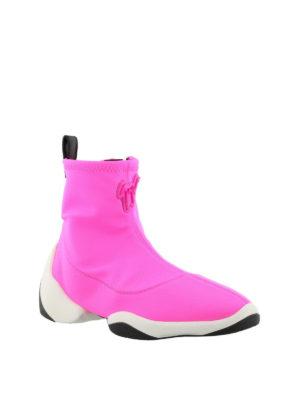 GIUSEPPE ZANOTTI: sneakers online - Sneaker fucsia Light Jump HT1