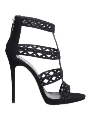 Giuseppe Zanotti: sandals - Coline cage sandals