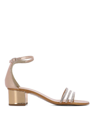 Giuseppe Zanotti: sandals - Martha embellished sandals