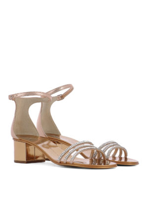 Giuseppe Zanotti: sandals online - Martha embellished sandals