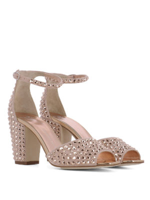 Giuseppe Zanotti: sandals online - Soon Disco embellished sandals