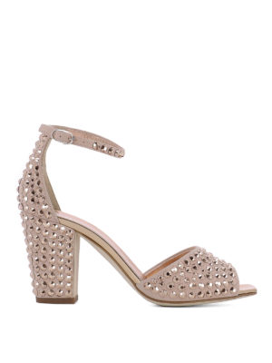 Giuseppe Zanotti: sandals - Soon Disco embellished sandals