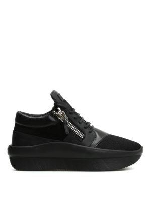 Giuseppe Zanotti: trainers - Doubleg sneakers