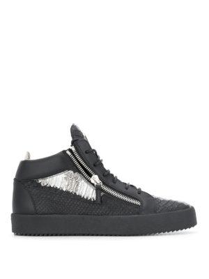GIUSEPPE ZANOTTI: sneakers - Sneaker Kriss Metallic