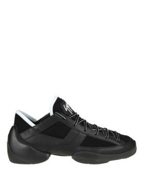 GIUSEPPE ZANOTTI: sneakers - Sneaker Light Jump nere