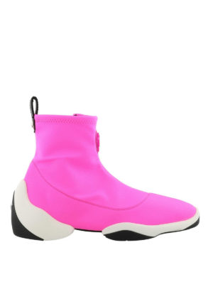 GIUSEPPE ZANOTTI: sneakers - Sneaker fucsia Light Jump HT1