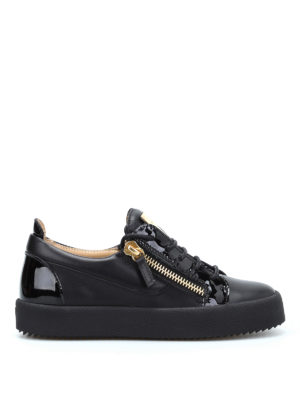 Giuseppe Zanotti: trainers - May London low top sneakers