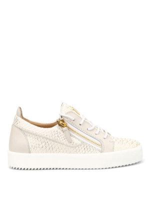 Giuseppe Zanotti: trainers - May London Ofelia sneakers