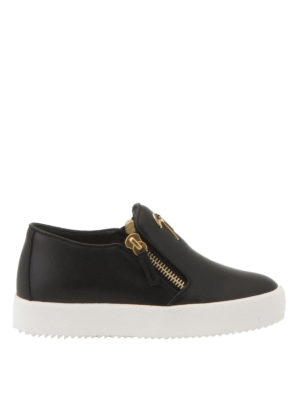 Giuseppe Zanotti: trainers - May London slip-on sneakers