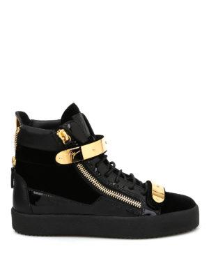 Giuseppe Zanotti: trainers - May London Veronica sneakers