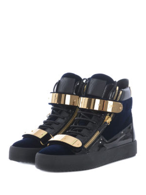 Giuseppe Zanotti: trainers online - May London high top sneakers