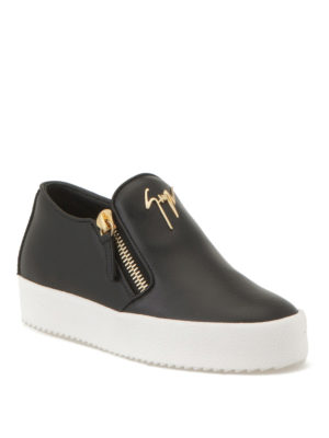 Giuseppe Zanotti: trainers online - May London slip-on sneakers