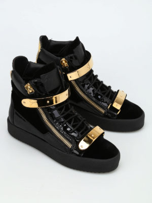 Giuseppe Zanotti: trainers online - May London Veronica sneakers