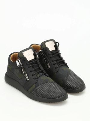 Giuseppe Zanotti: trainers online - Runner sneakers