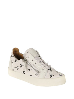 Giuseppe Zanotti: trainers online - The Signature fabric sneakers