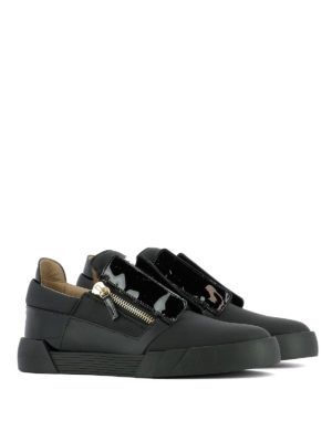 Giuseppe Zanotti: trainers online - Urban Shark leather sneakers