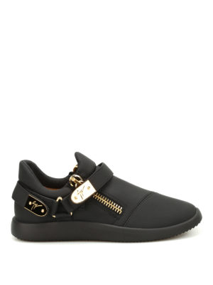 Giuseppe Zanotti: trainers - Runner slip-on sneakers