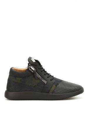 Giuseppe Zanotti: trainers - Runner sneakers
