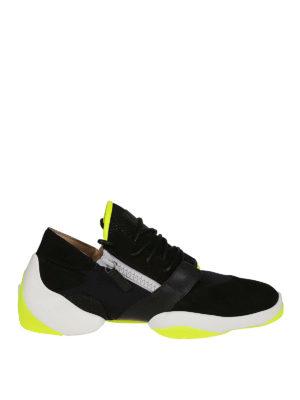 29e6d8804213 GIUSEPPE ZANOTTI  sneakers - Sneaker Suede Jump