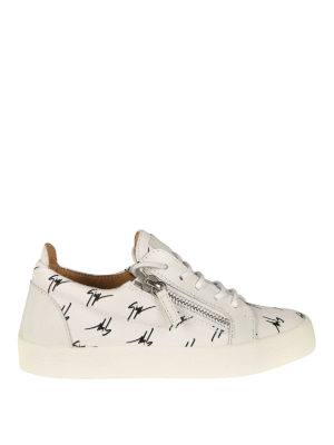Giuseppe Zanotti: trainers - The Signature fabric sneakers
