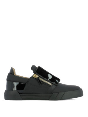 Giuseppe Zanotti: trainers - Urban Shark leather sneakers