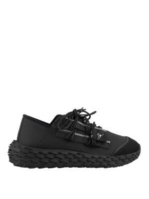 97ded2487eee4f GIUSEPPE ZANOTTI: sneakers - Sneaker Urchin nere