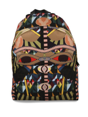 Givenchy: backpacks - Crazy Cleopatra nylon backpack