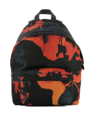 Givenchy: backpacks - Hell's Fire print backpack