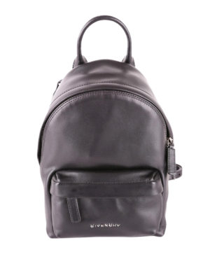 Givenchy: backpacks - Mini leather backpack