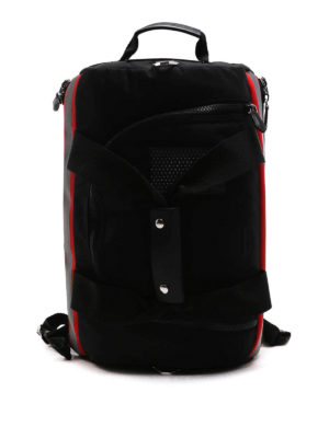 Givenchy: backpacks - Nylon and leather backpack