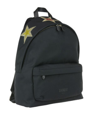 Givenchy: backpacks online - Backpack with star patch