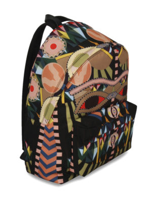 Givenchy: backpacks online - Crazy Cleopatra nylon backpack