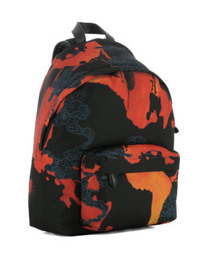 Givenchy: backpacks online - Hell's Fire print backpack