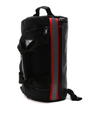 Givenchy: backpacks online - Nylon and leather backpack
