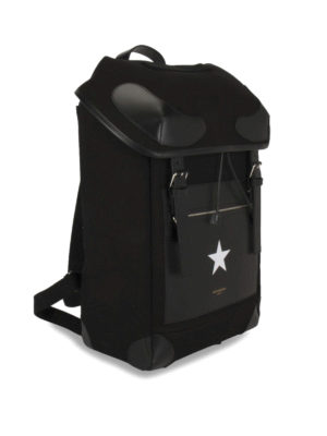 Givenchy: backpacks online - Rider cotton backpack
