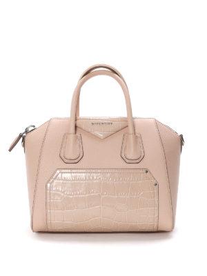 Givenchy: bowling bags - Antigona medium bowling bag